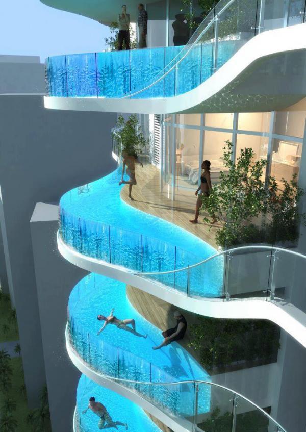 Non chiedo molto... mi basterebbe un appartamento con un piccolo balconcino...