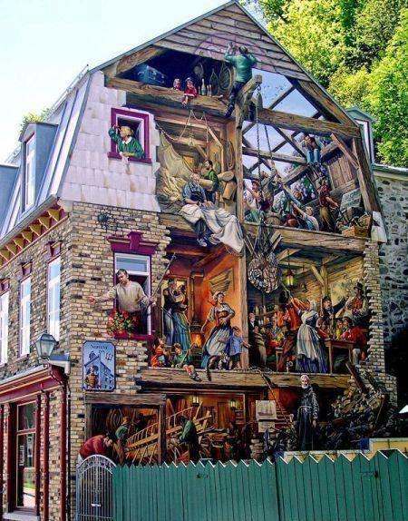 street art murales d 39 autore. Black Bedroom Furniture Sets. Home Design Ideas