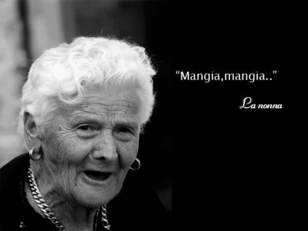 Citazioni della nonna...