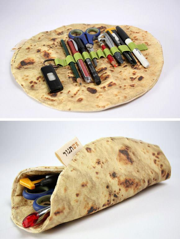 Ecco a voi un pratico Astuccio/Kebab...