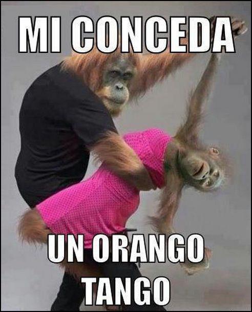 Un tango passionale...