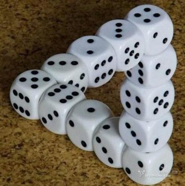 Illusione ottica - Immagini impossibili...