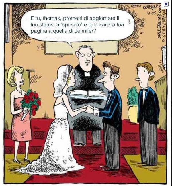 Promesse di matrimonio...