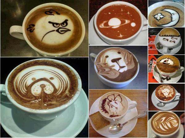 Cappuccini decorati...