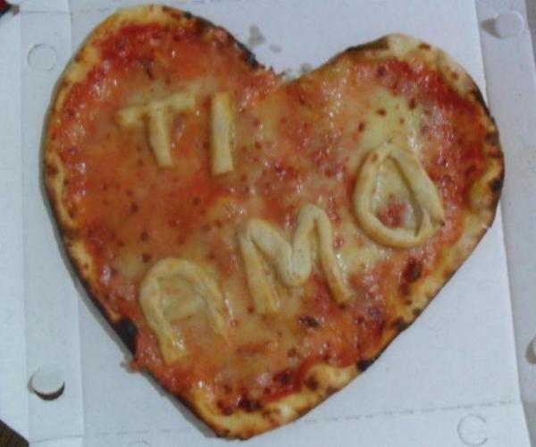 I love pizza...
