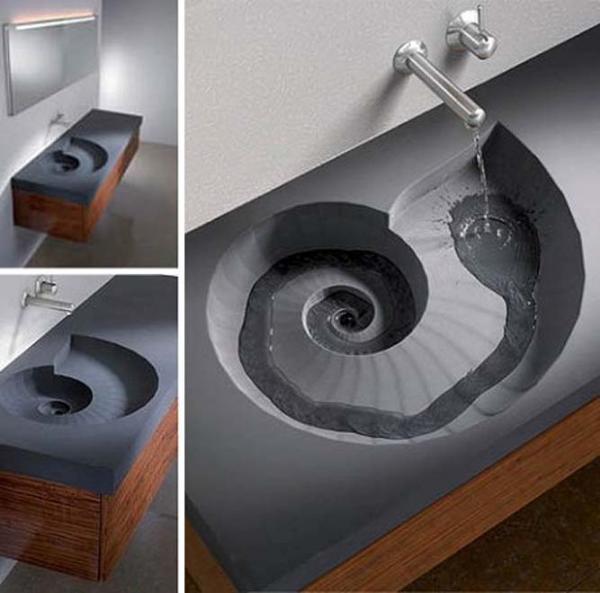 Lavandini a spirale...