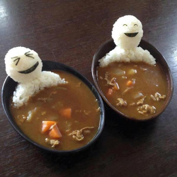 Niente di meglio di una zuppa rigenerante...