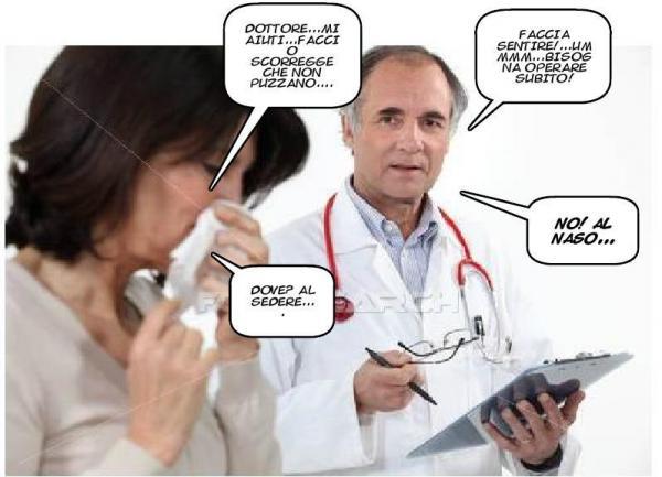 Operazioni urgenti...