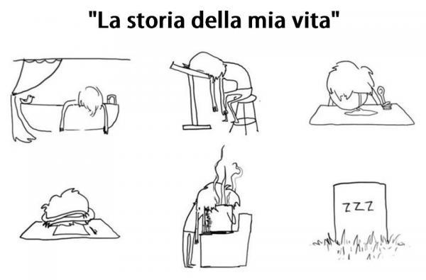 Storia della mia vita...