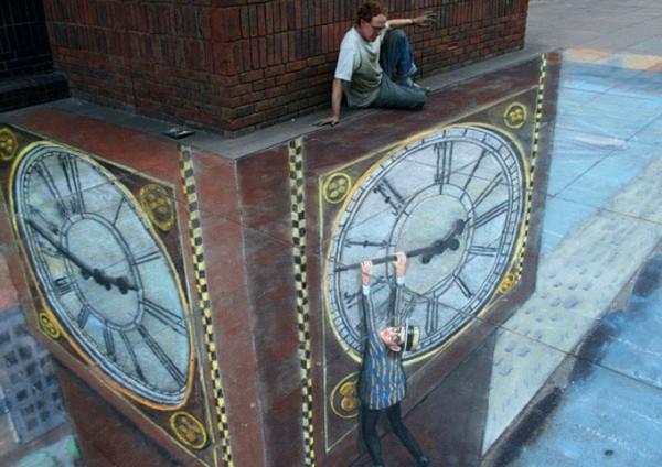 Street-Art - Big Bang