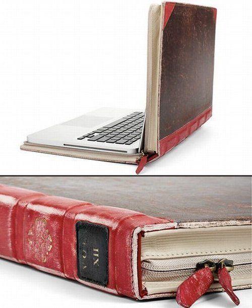 Borsa per notebook vintage...