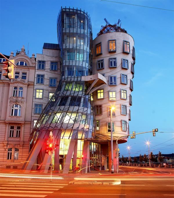 Dancing house - Praga