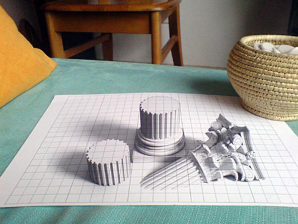 Disegni 3D...