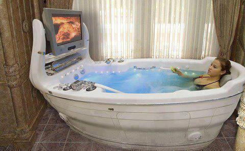 La mia vasca ideale...