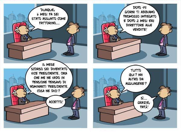 Meritocrazia...