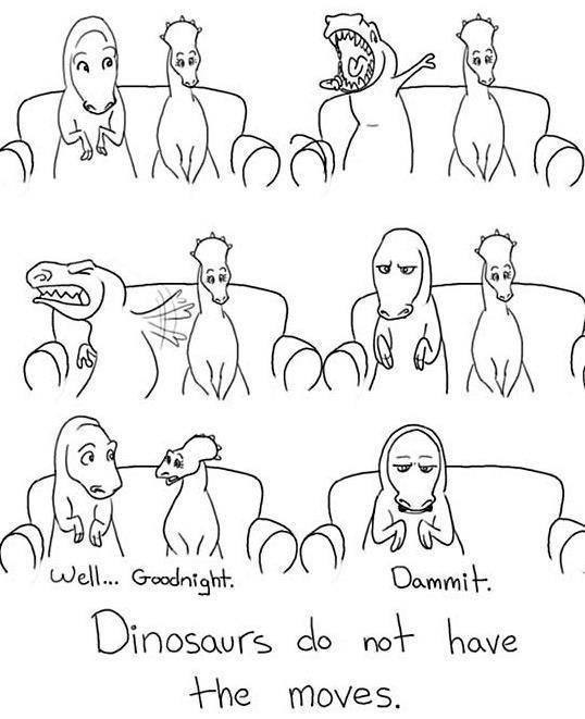 Nuova teoria sull'estinzione dei dinosauri...