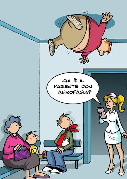Patologie evidenti...