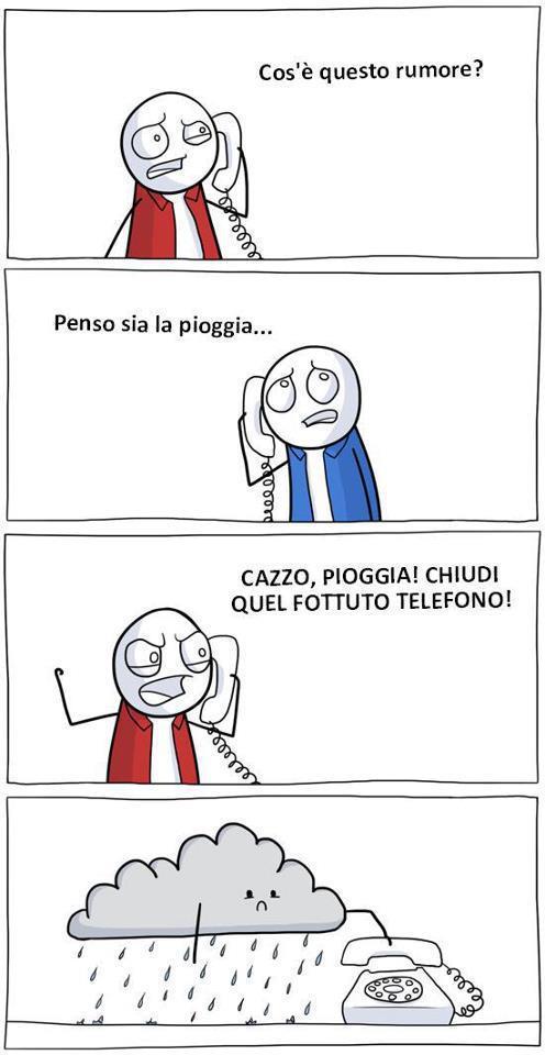 Rumori telefonici...
