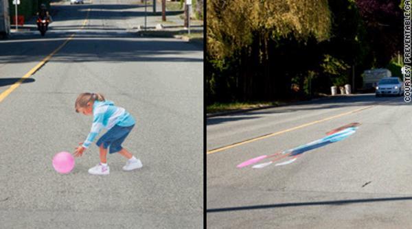 Street-Art - Tanto per farvi prendere un colpo...