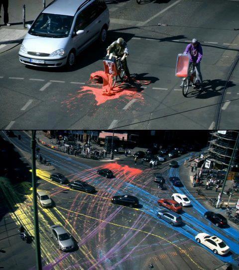 Street-Art naturali...