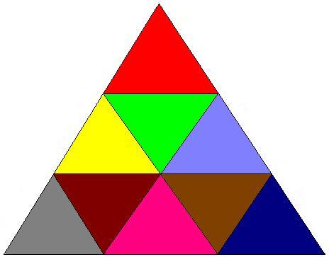 Quanti triangoli ci sono in questa immagine for Quanti deputati ci sono