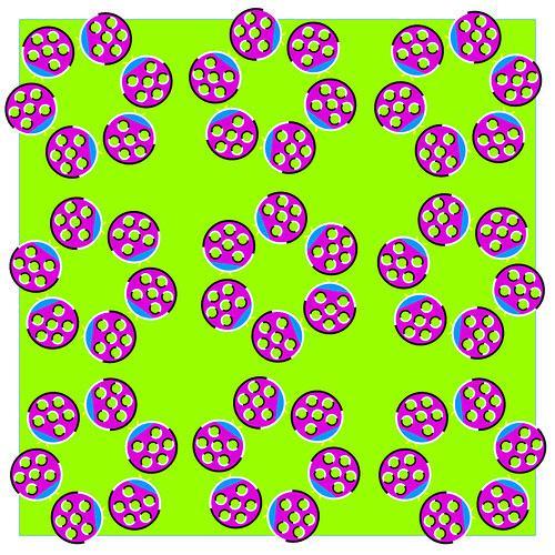 Illusione Ottica - Cerchi in rotazione...