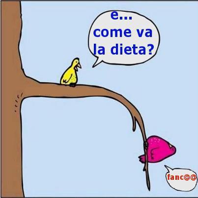 Problemi di sovrappeso...