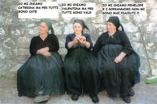 Tra nonne...