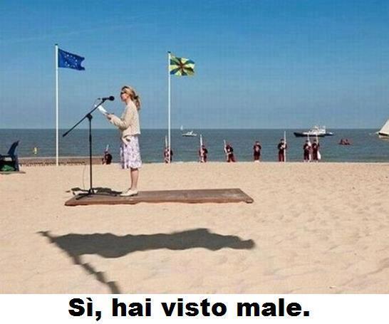 Illusioni ottica - Tappeto volante...