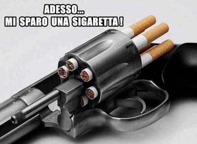 Fumare fa male...