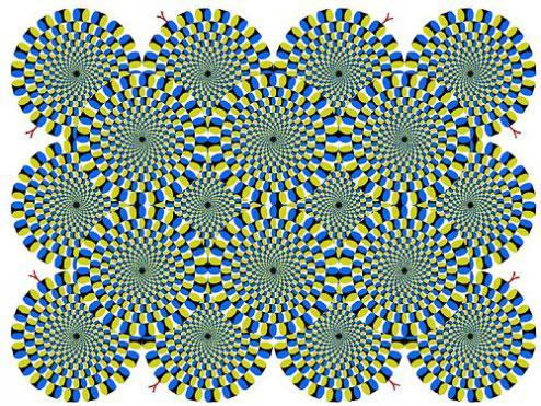 Illusioni ottiche - Sfere rotanti...