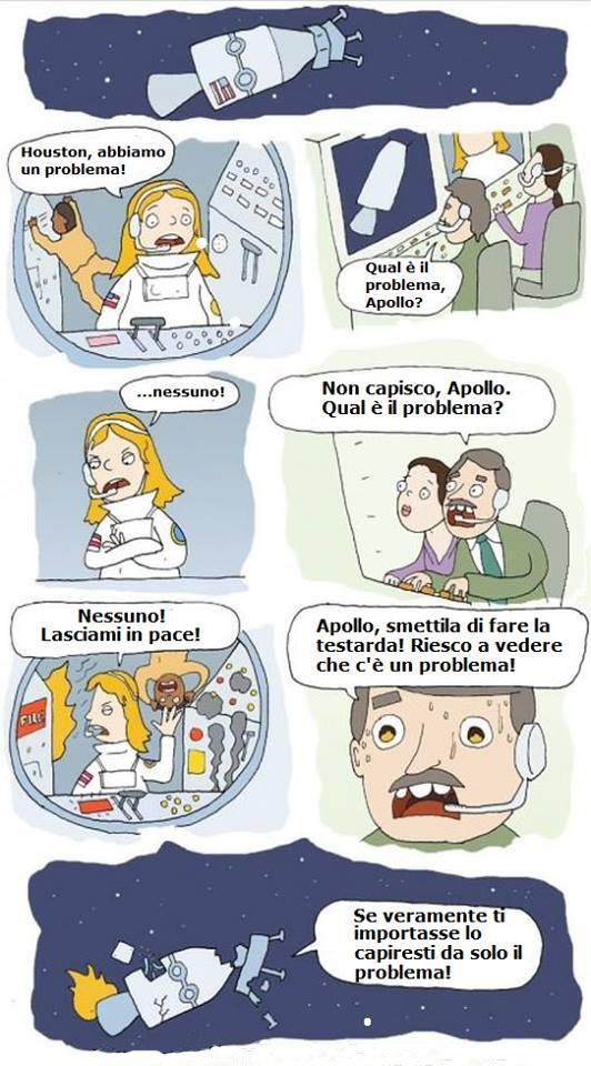 Astronauti... roba da uomini...