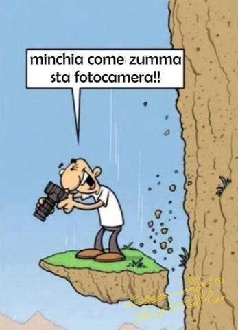 Paparazzi per un giorno...