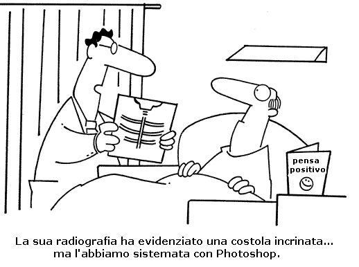 Poteri della medicina moderna...