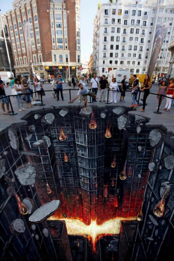 Street-Art - Strade pericolose...