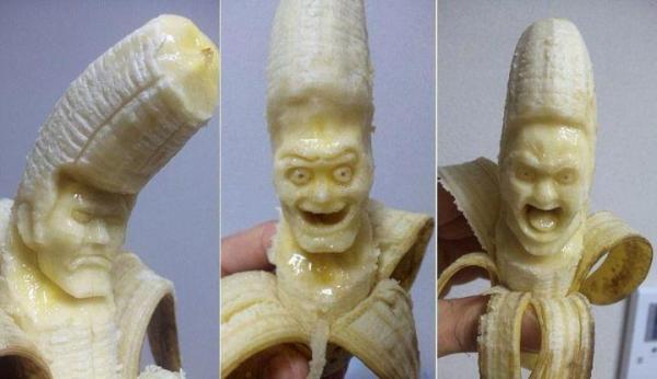 Banana Troll...