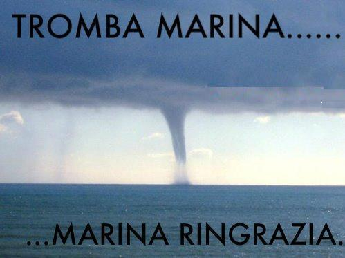 Intanto in mare...