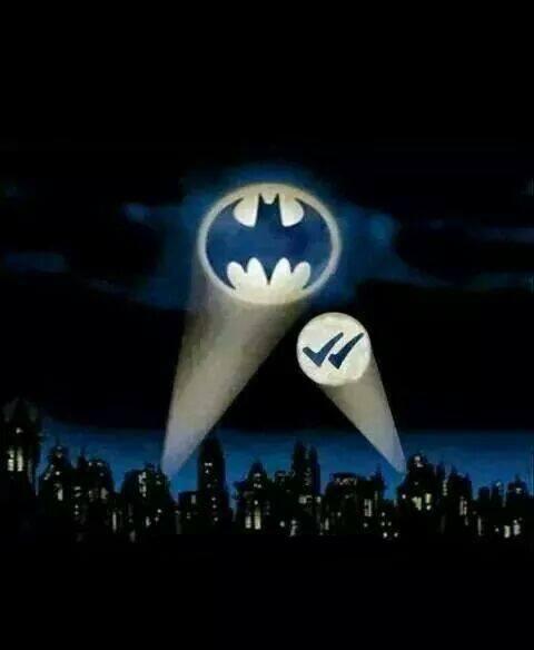 Intanto a Gotham City...