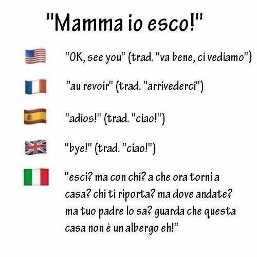 Le mamme Italiane...