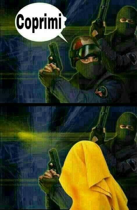 L'assalto...