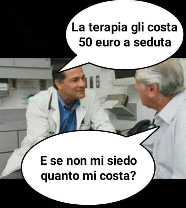 Dal medico...